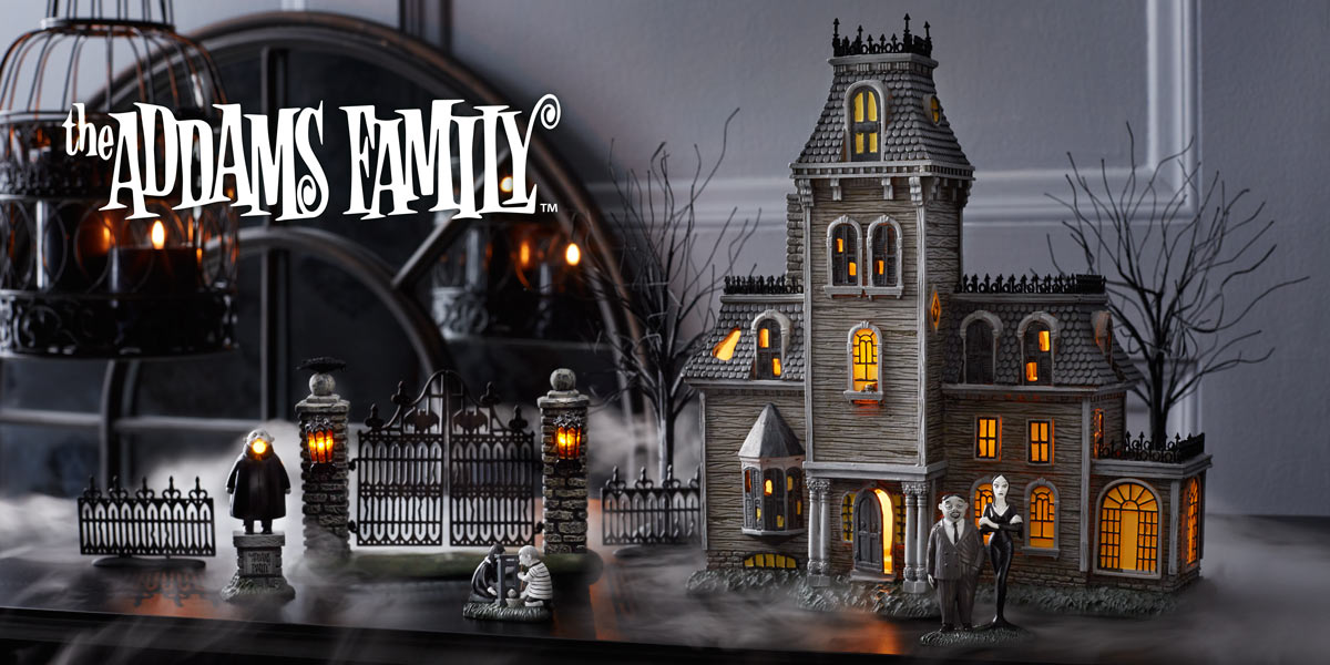 Hot Properties Village - Addams Family