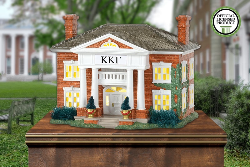 Personalize Your Greek Chapter House
