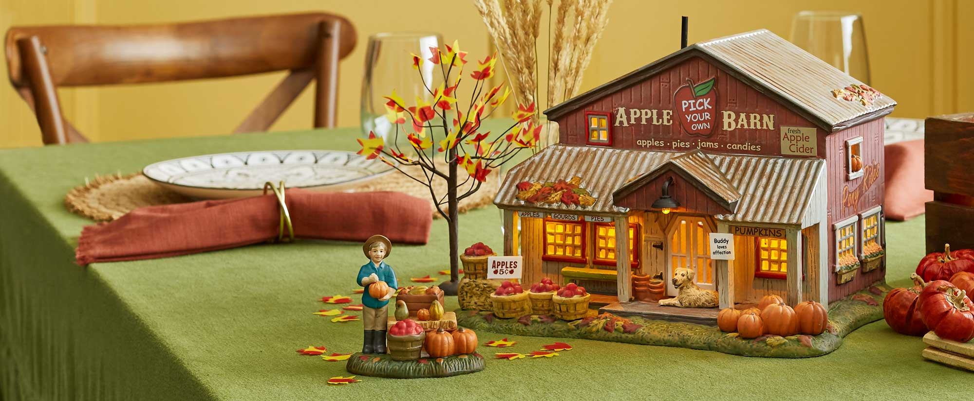 Autumn Harvest Village