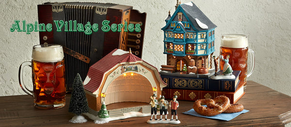 Alpine Village Collection