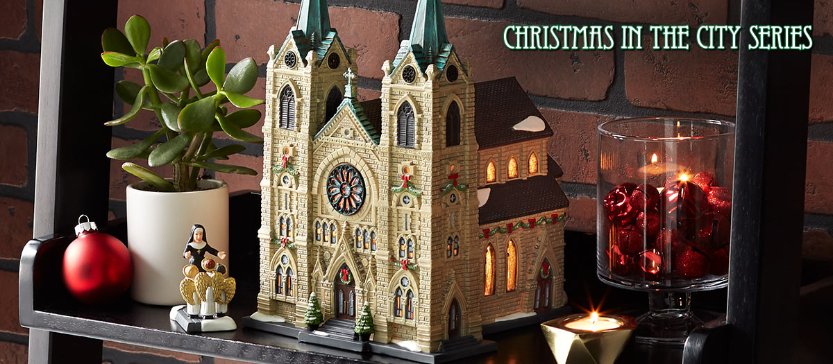 cad7020ab Christmas in the City Village Series – Department 56 Official Site