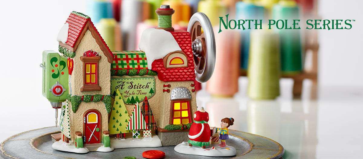 de1221cbb North Pole Series – Department 56 Official Site