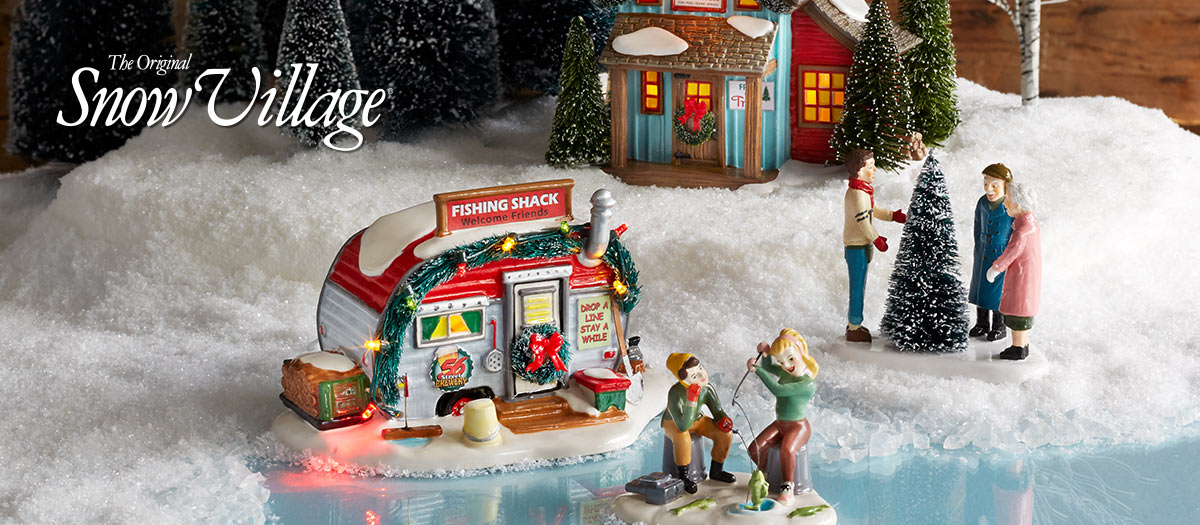 Department 56 Original Snow Village Series