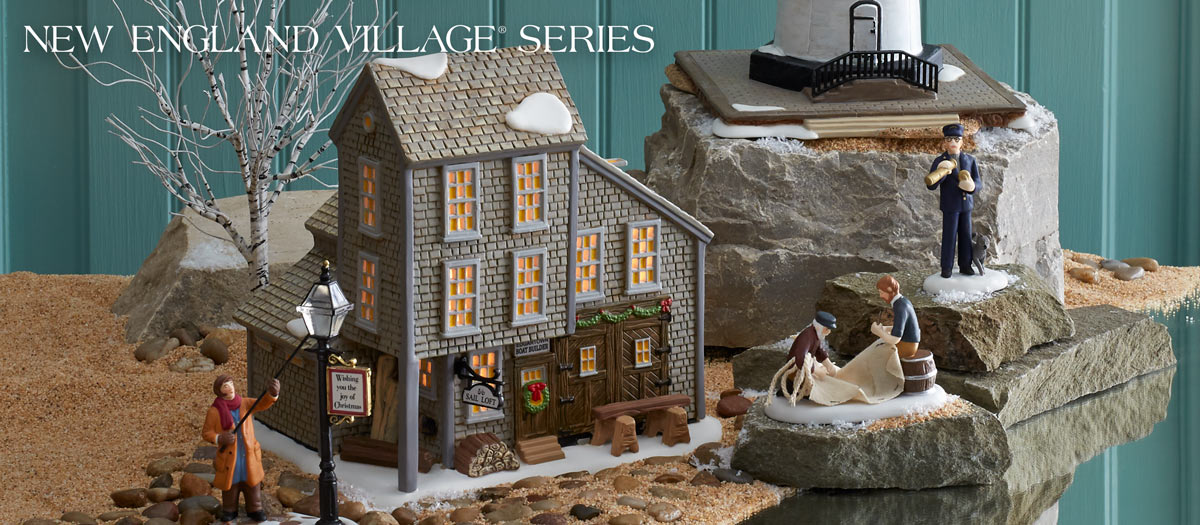 New England Village Series