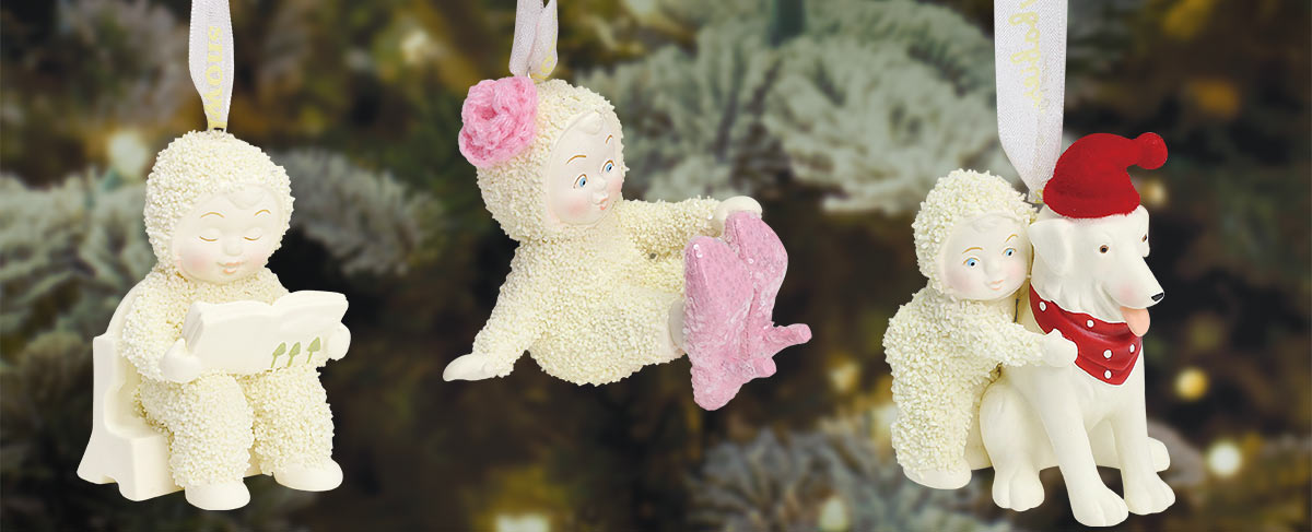 Snowbabies Celebrations Ornaments Department 56 Official
