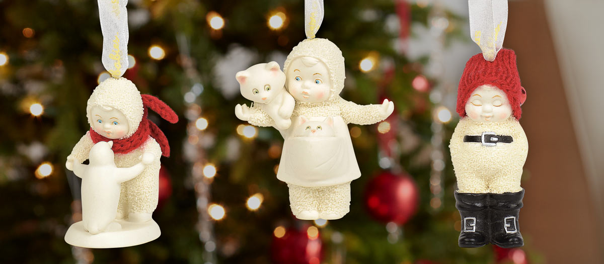Snowbabies Celebrations Ornaments