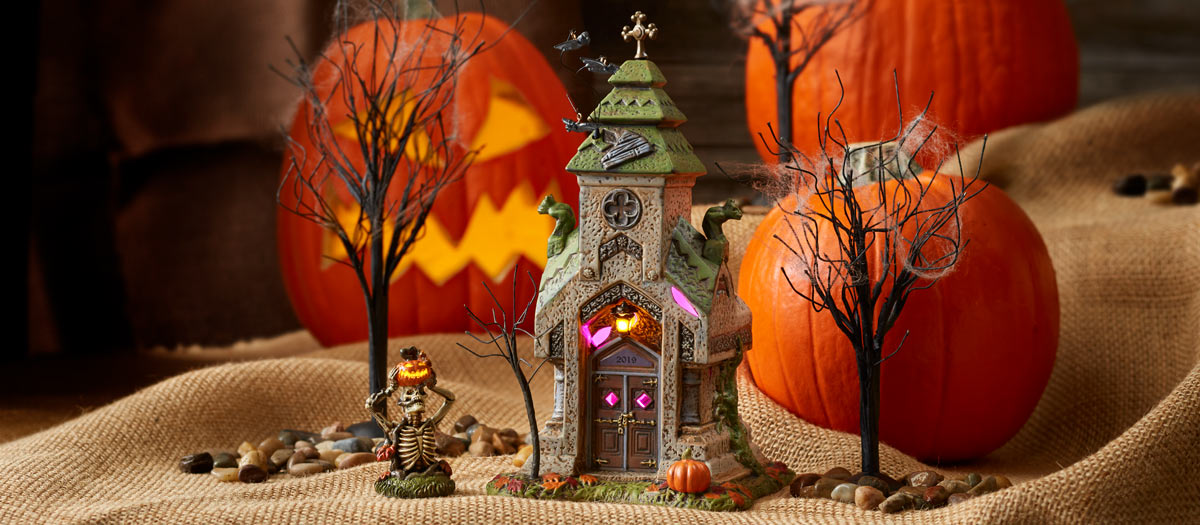 Village Halloween Accessories Crypt