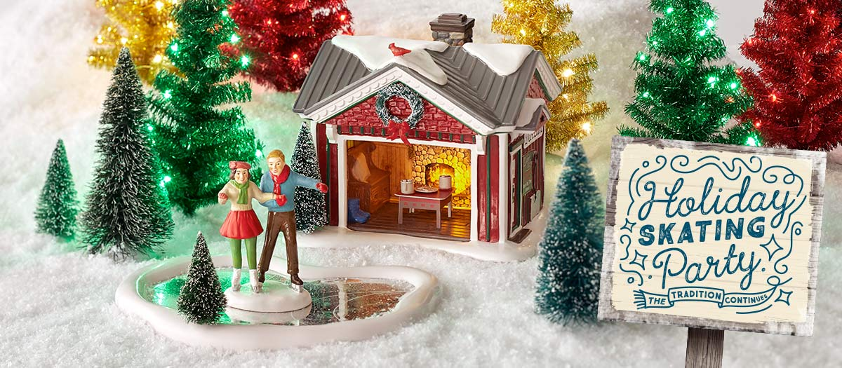 Department 56 Village Holiday Gift Sets
