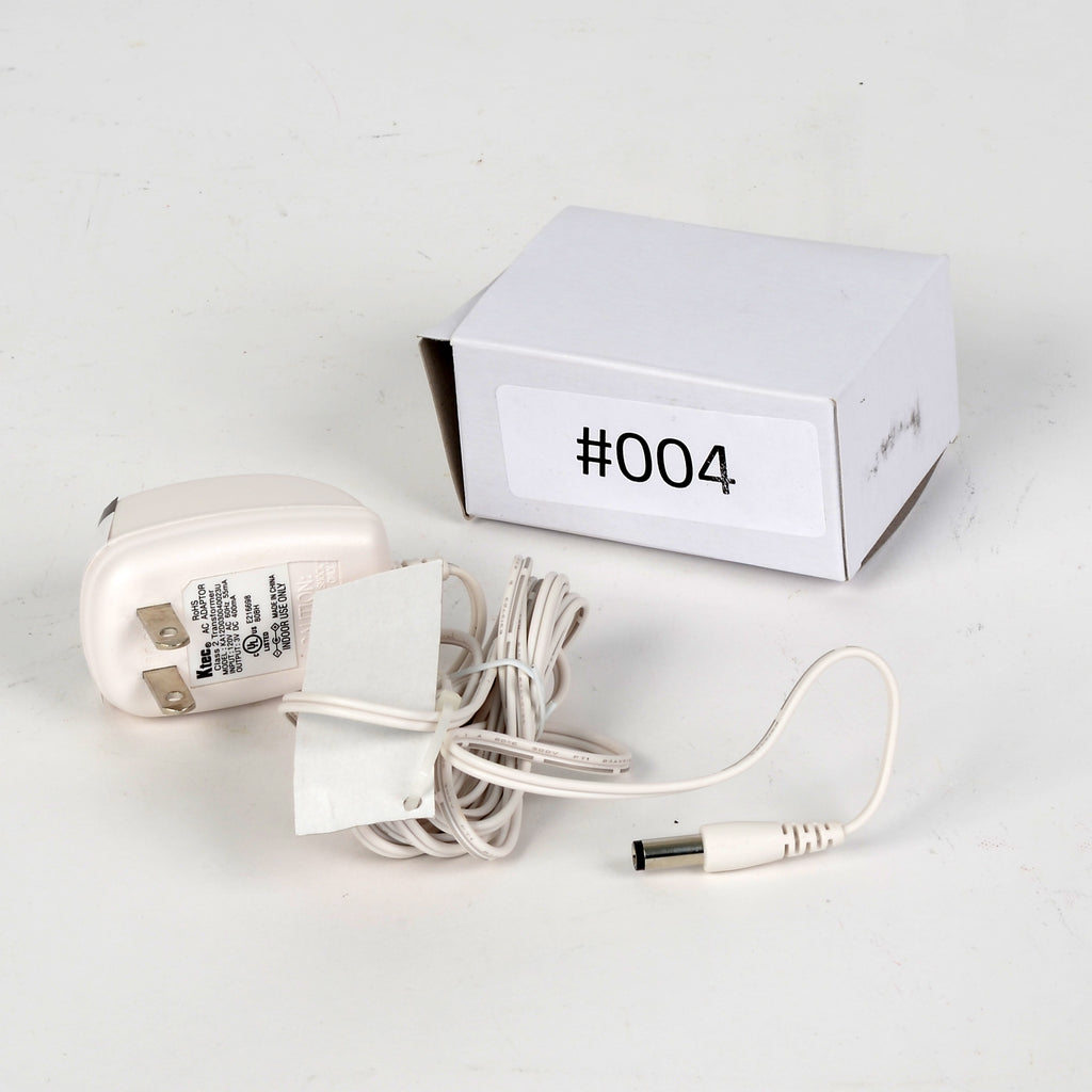 Replacement Adapter 3V DC 400mA white female jack