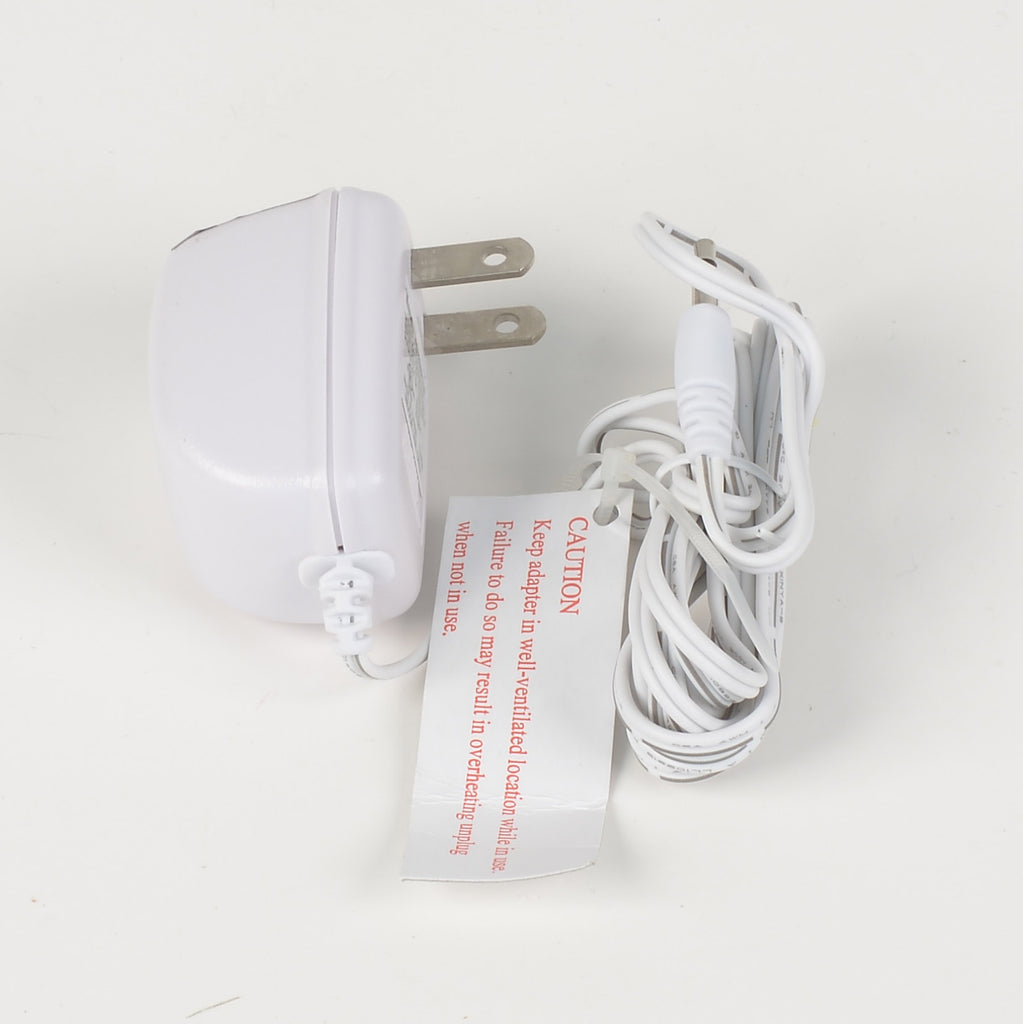 Replacement Adapter 3V DC 300mA white male jack
