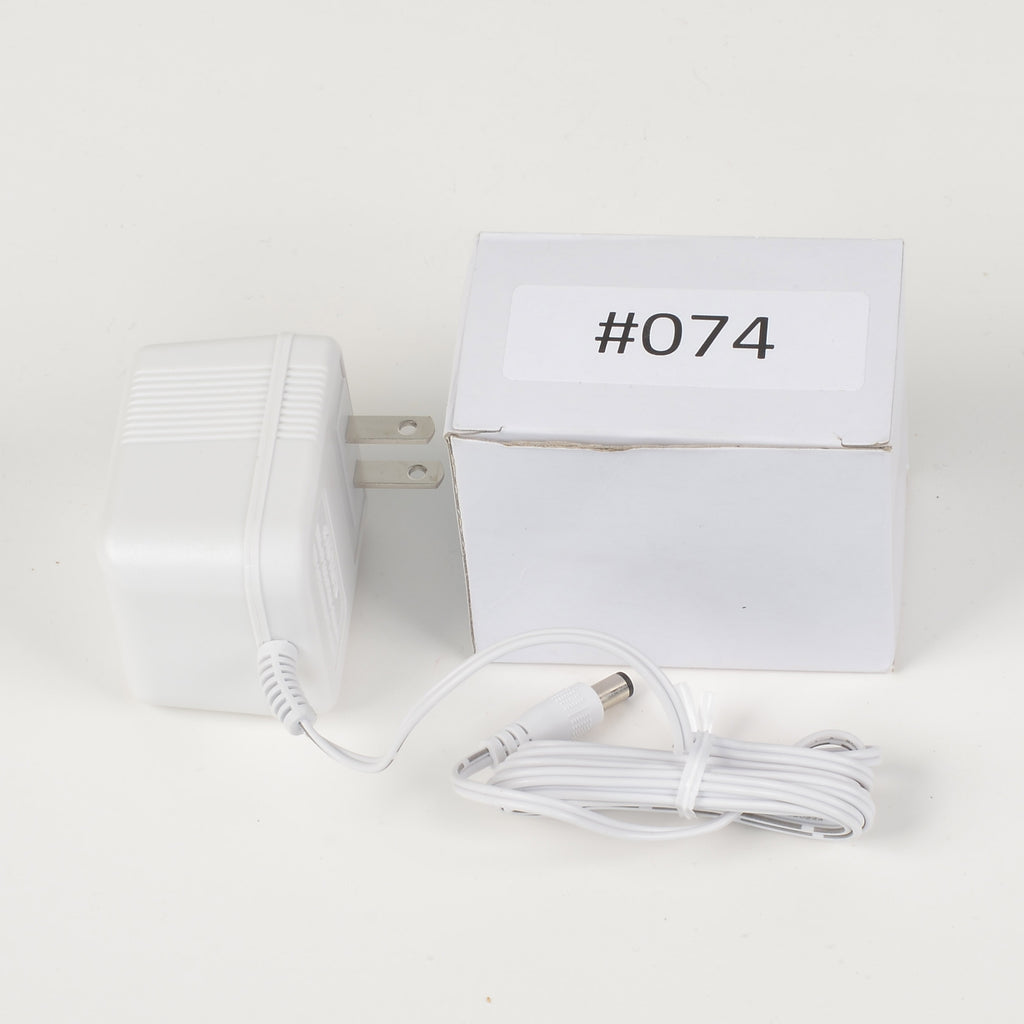 Replacement Adapter 12V AC 350mA white female jack