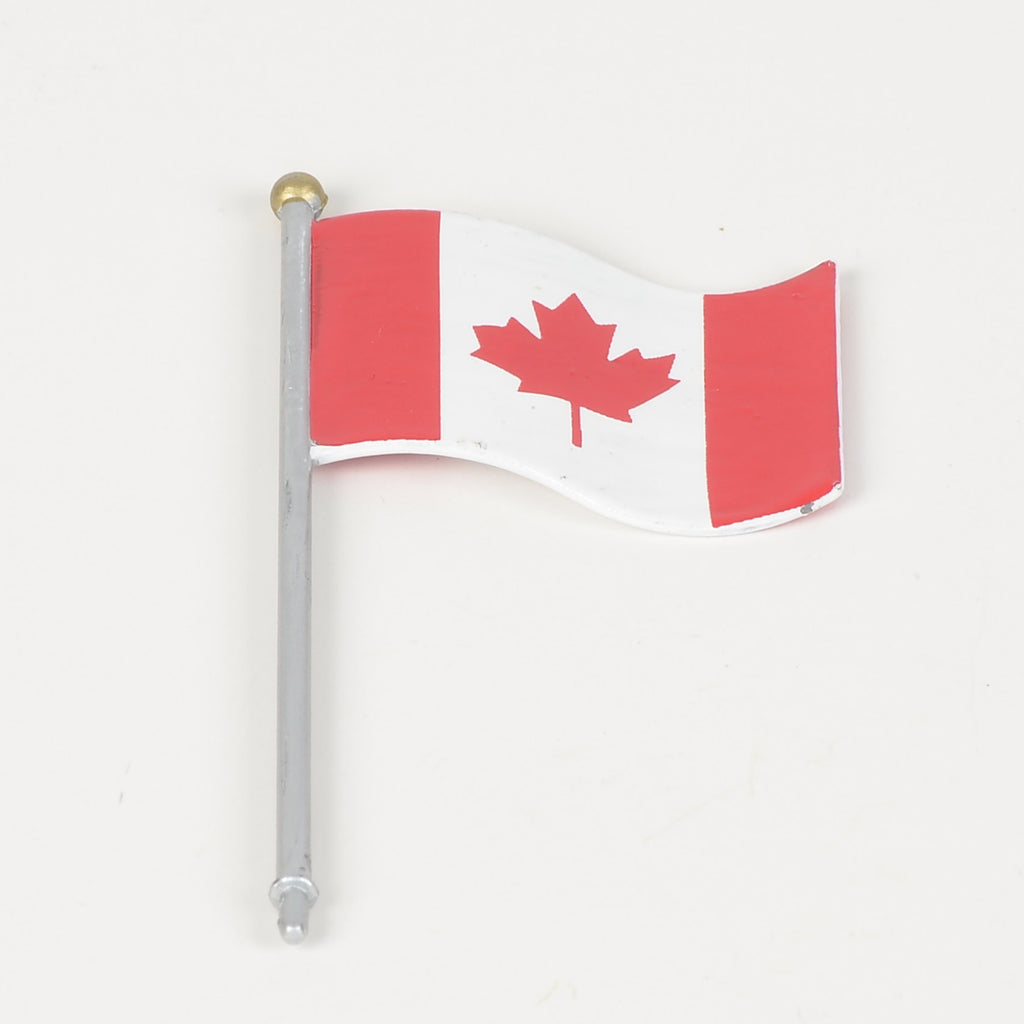 Firehouse No. 5 Canadian Flag