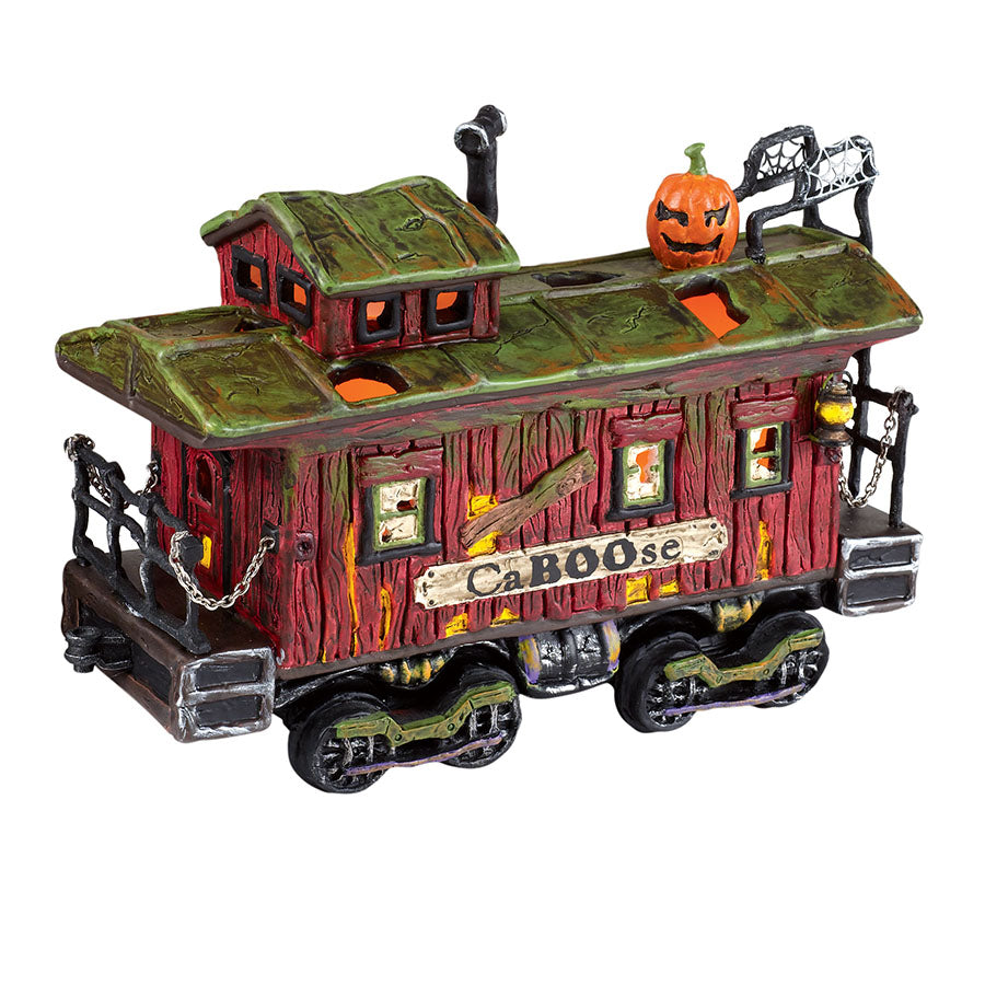Haunted Rails CaBOOse