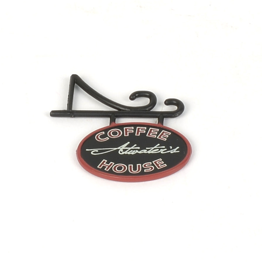 Atwaters Coffee House Sign