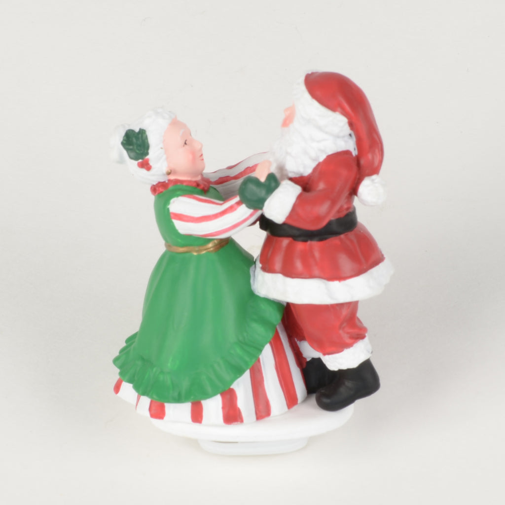 Christmas Waltz Dancing Figures (1 piece)