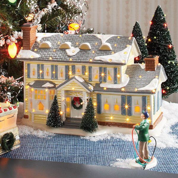 How To Store Christmas Village Houses.Original Snow Village Series Department 56 Official Site