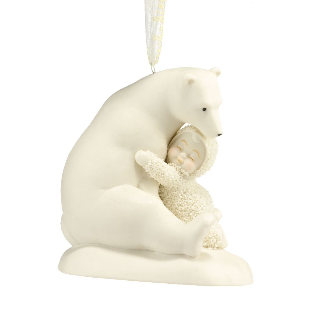 Big Bear Hug Ornament