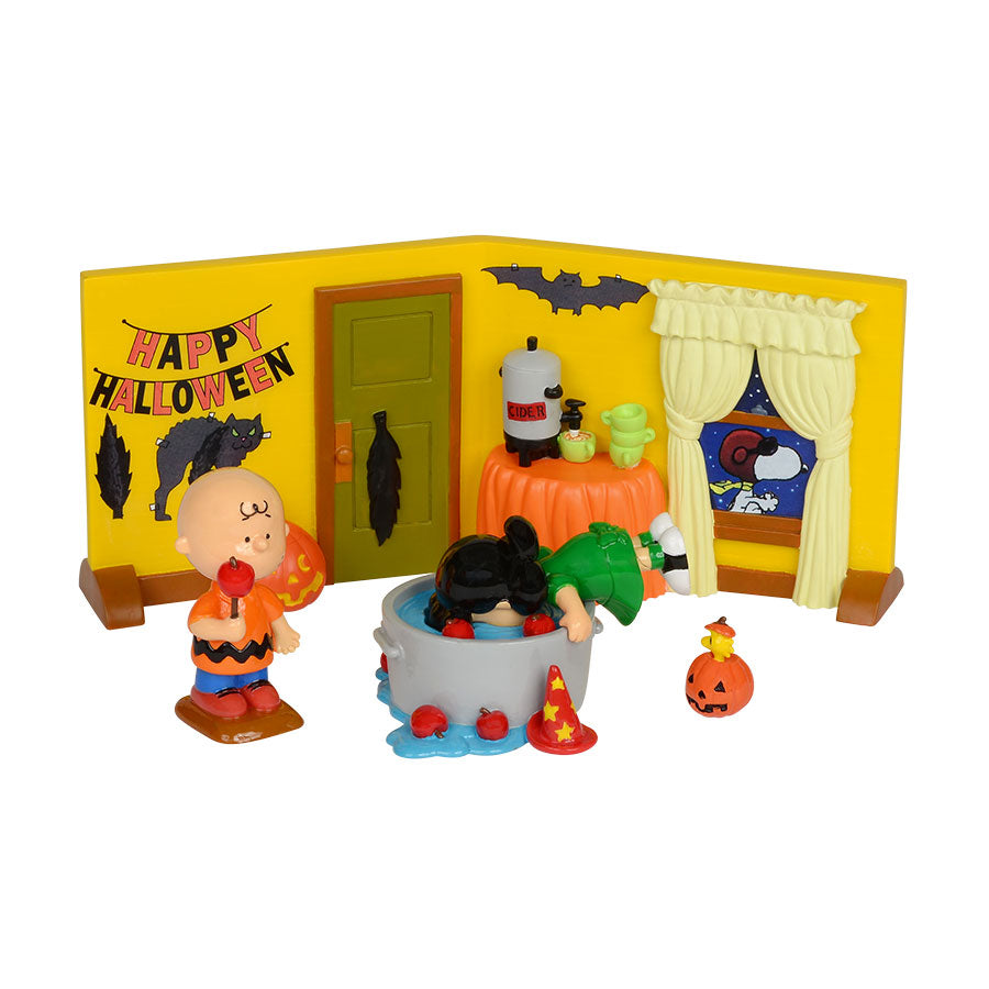Peanuts Halloween Party, Set/4