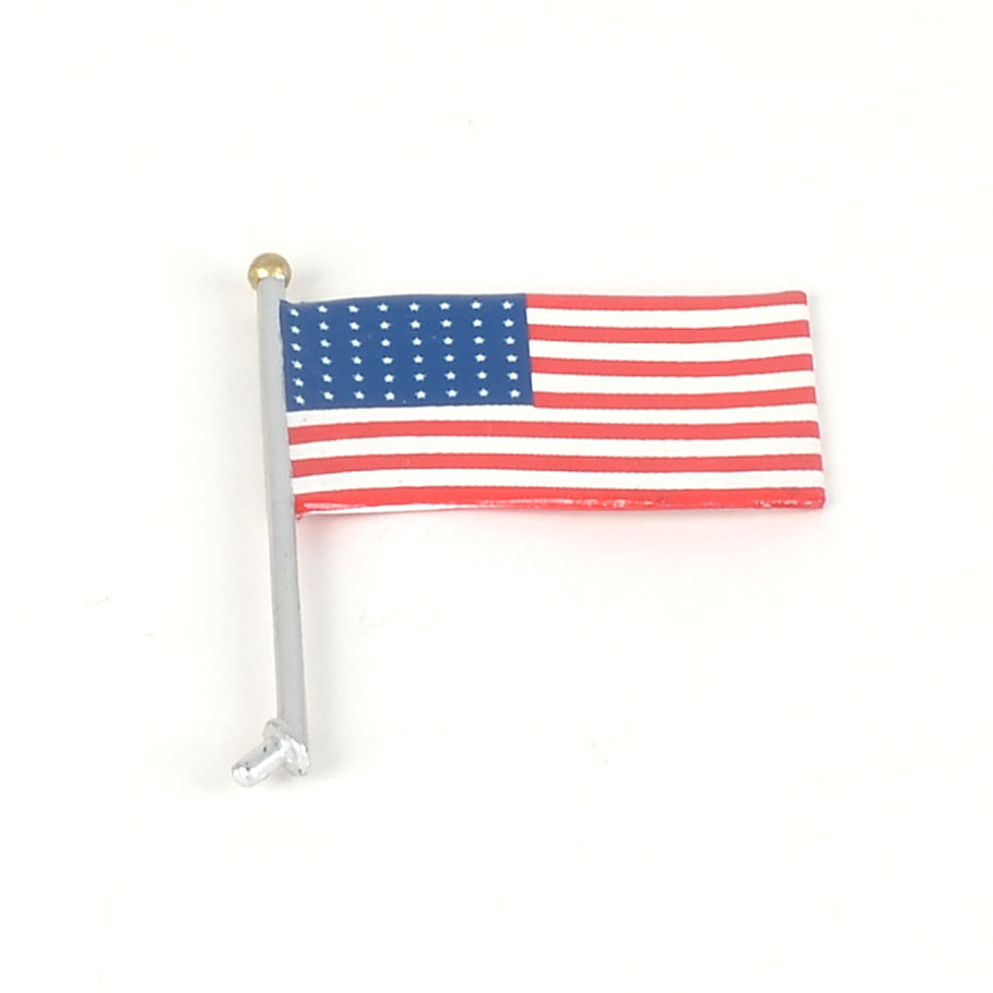 Precinct 56 Police StationHanging Flag
