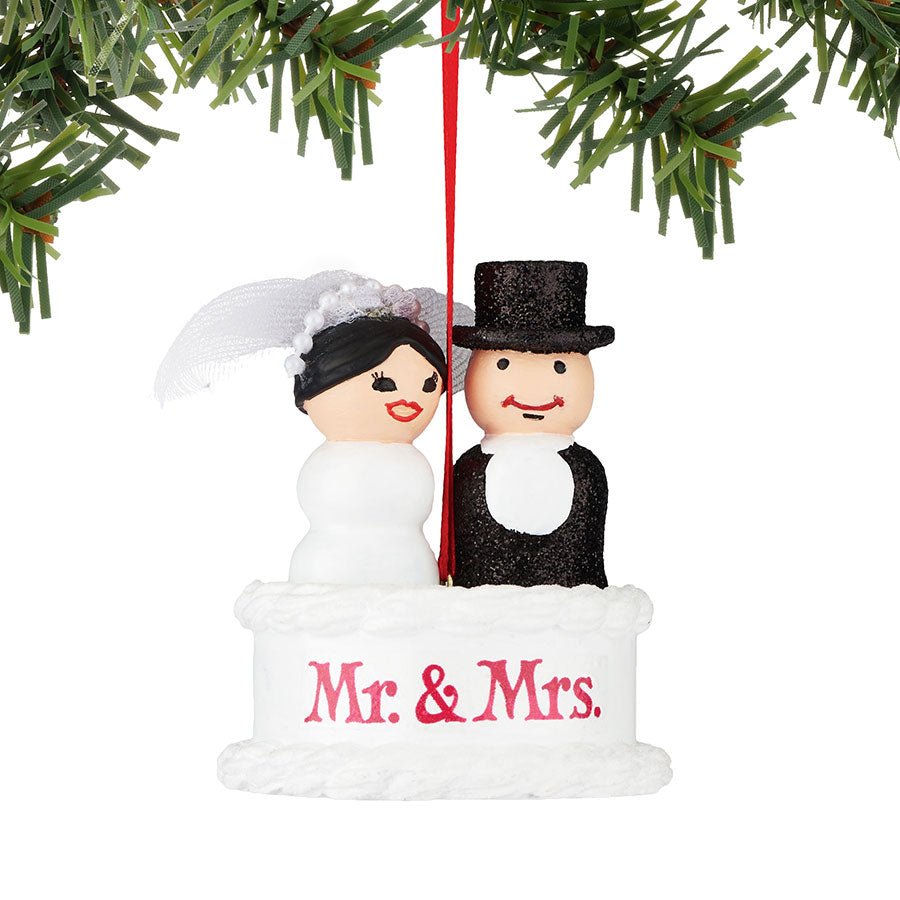 Little People Cake Topper Orn