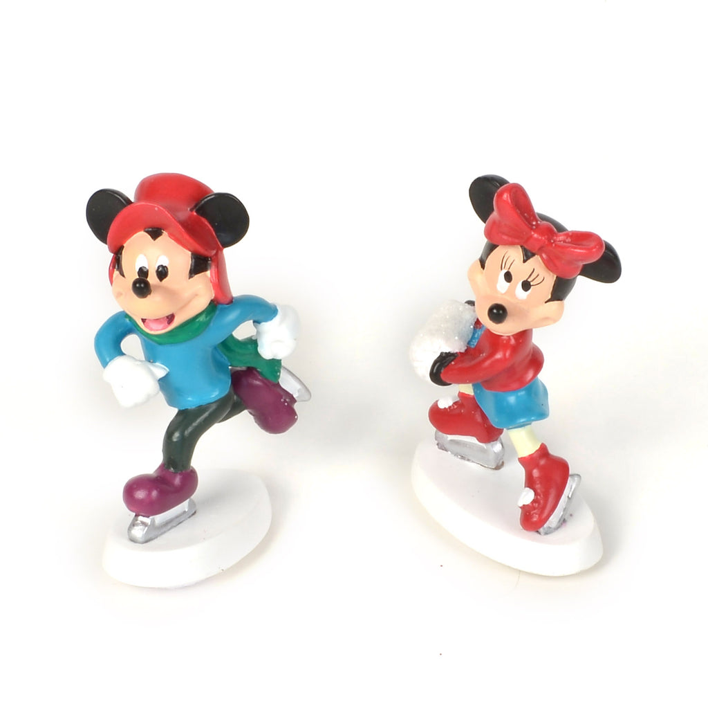 Mickey & Minnie Skaters
