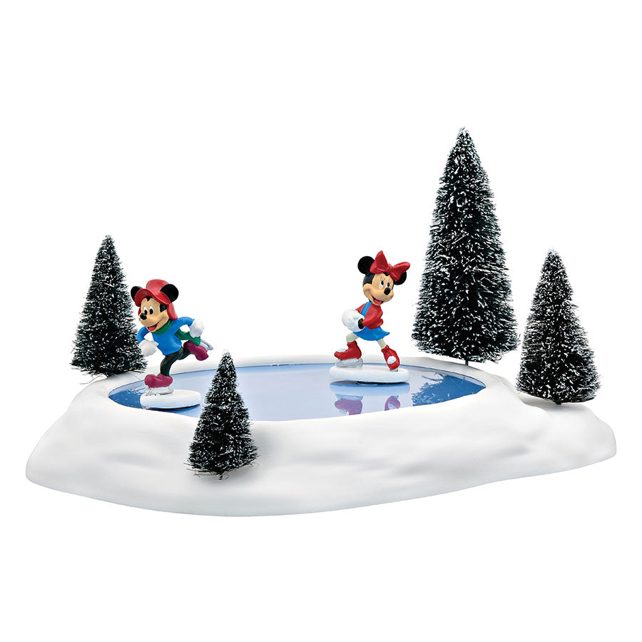 Mickey & Minnies Animated Pond