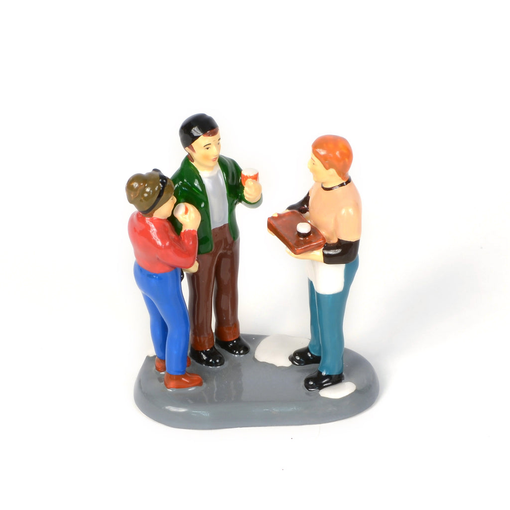 Fifty Six Street Brewery Figurine