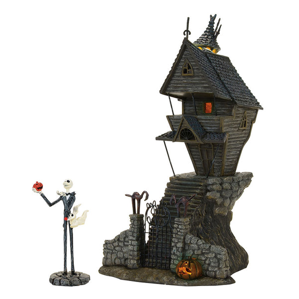 The Nightmare Before Christmas Department 56 Official Site