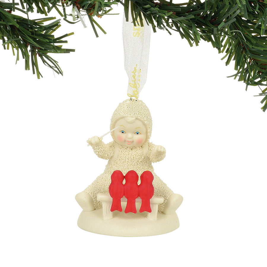 Tiny Chorus Ornament
