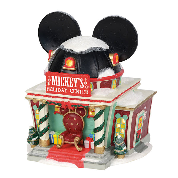 Mickey/'s Three Mouseketeers Figure New in Box Department 56