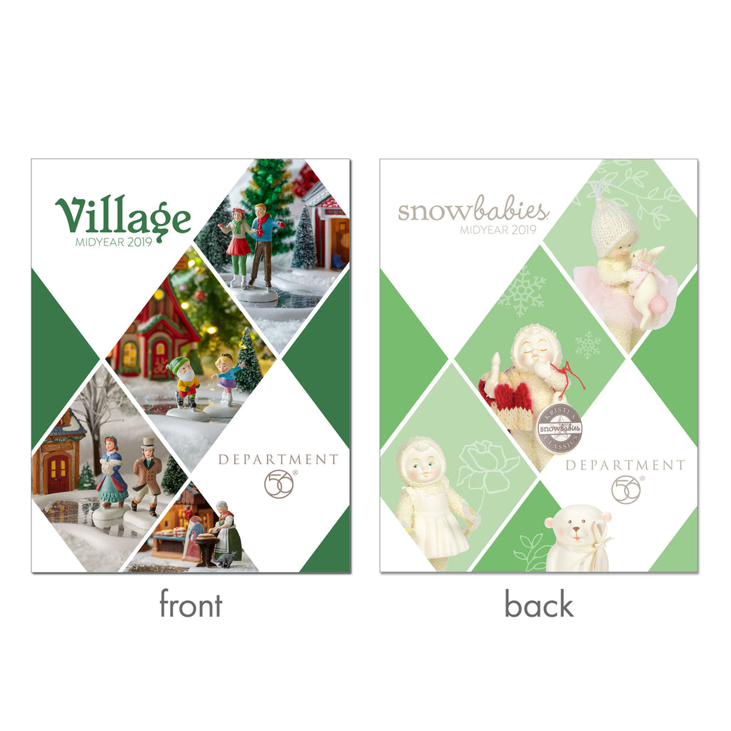2019  Mid Year Village-Snowbabies Brochure