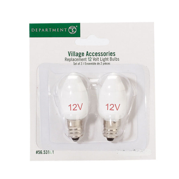 Replacement 12 V Light Bulb-Set of 2