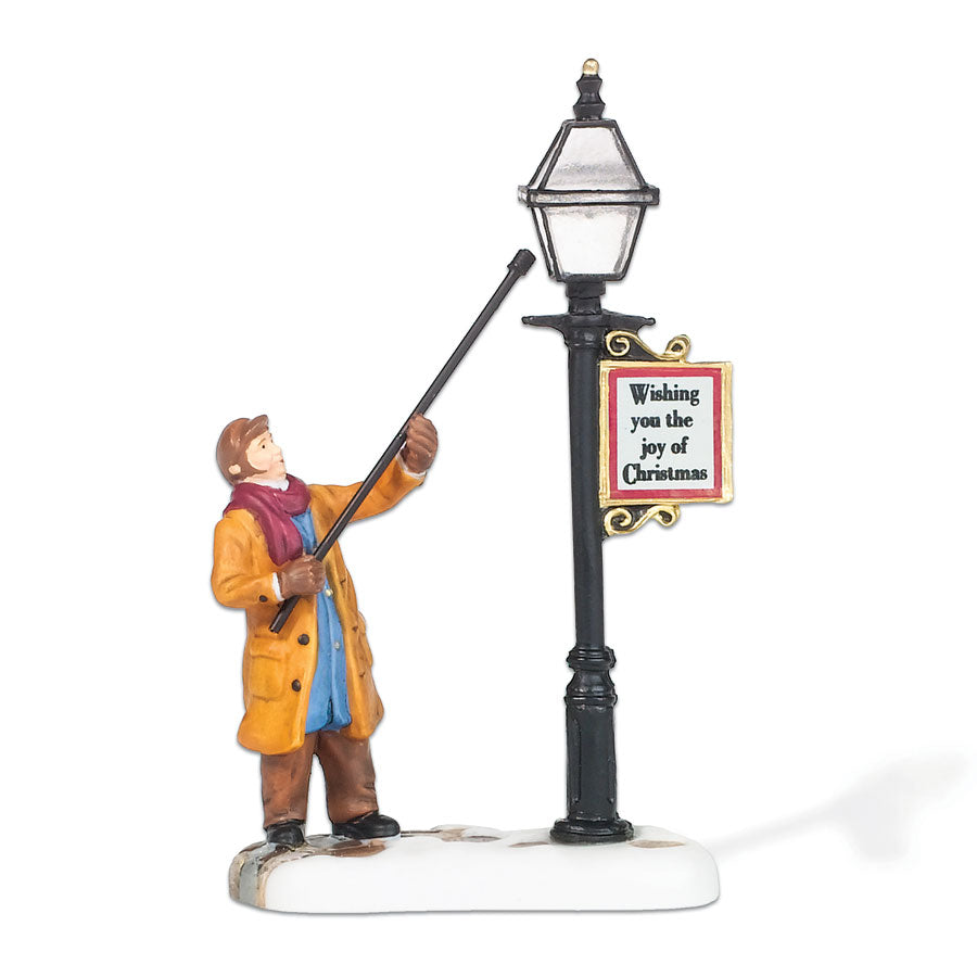 New England Lamplighter