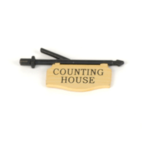 Scroog & Marley Counting House Banner