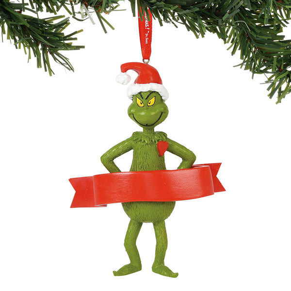Grinch Ornaments And Villages Department 56 Official Site