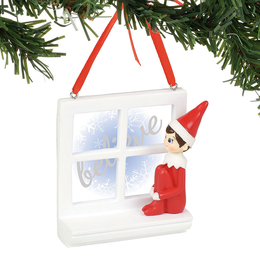Believe Windowsill Ornament