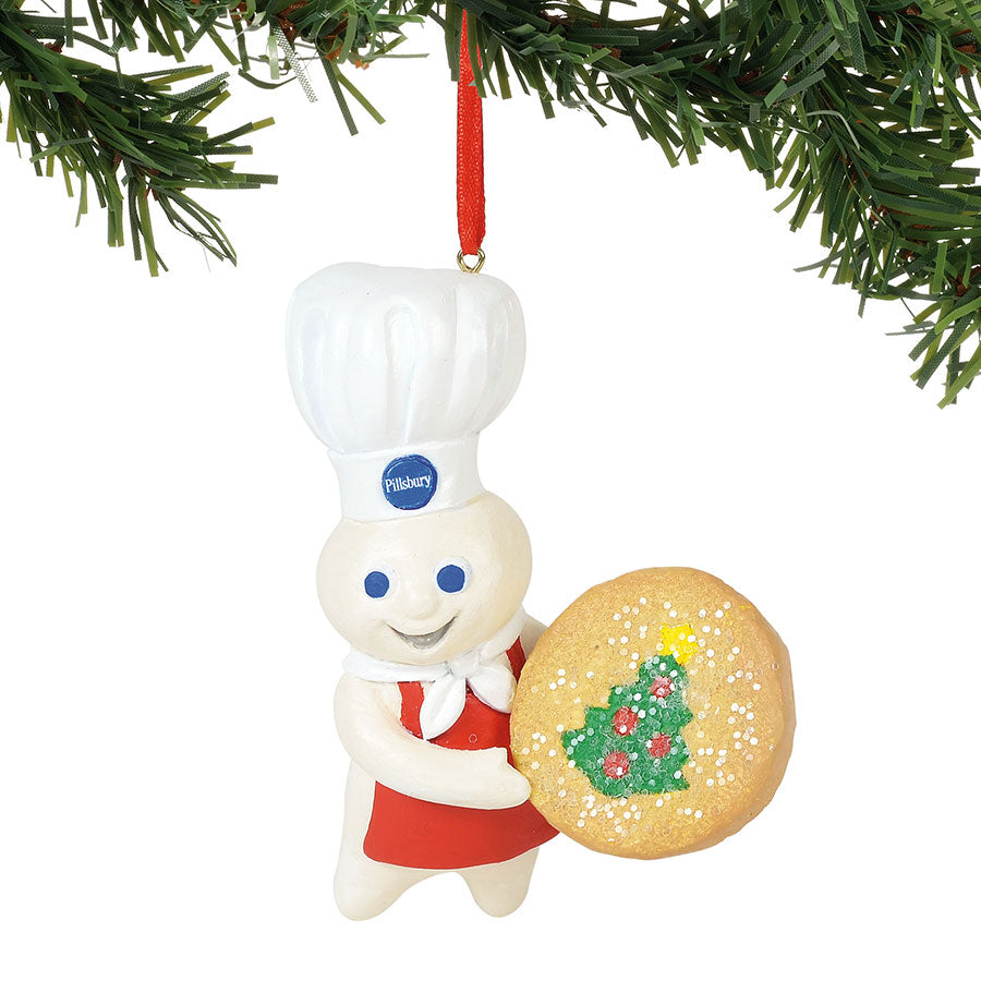 Doughboy with Cookie Ornament