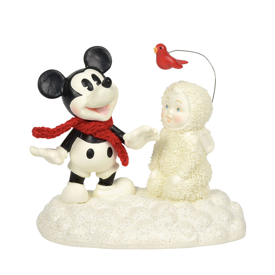 Snow Fun with Mickey