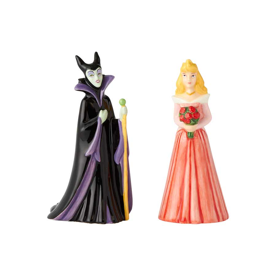 Sleeping Beauty Ceramic S&P