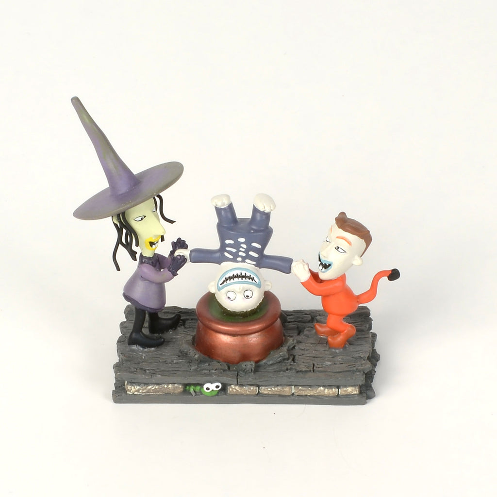 Lock, Shock & Barrel Figurine