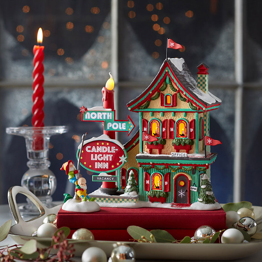 North Pole Series North Pole Welcoming Christmas 6002292