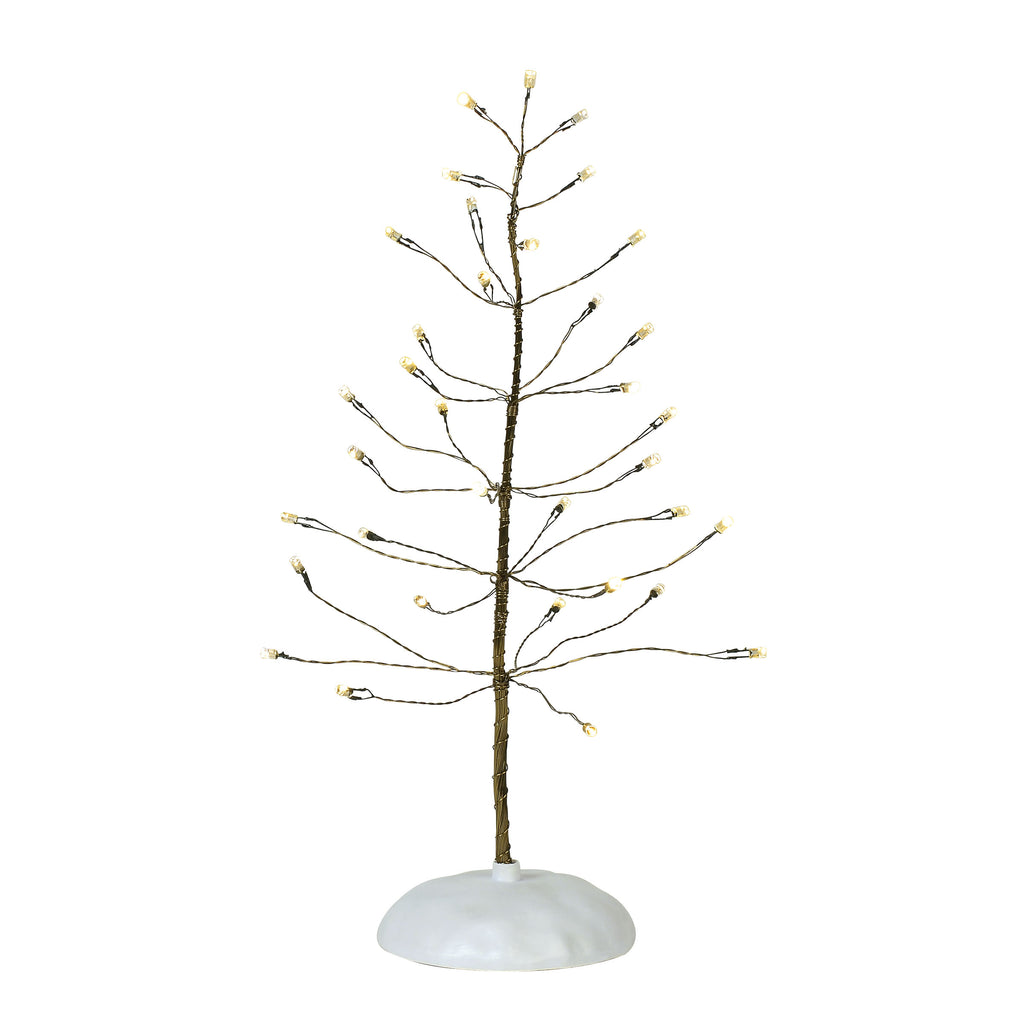 Winter Brite Tree White