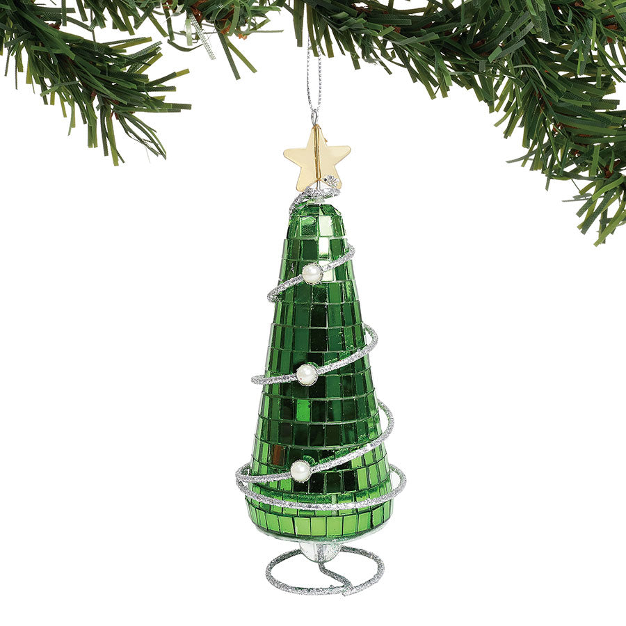 GFTXM Mirrored Tree Ornament