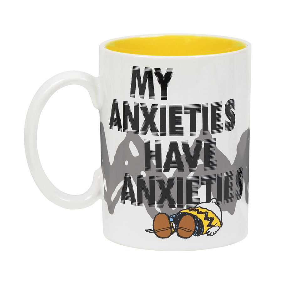 PEANUTS My Anxieties Mug
