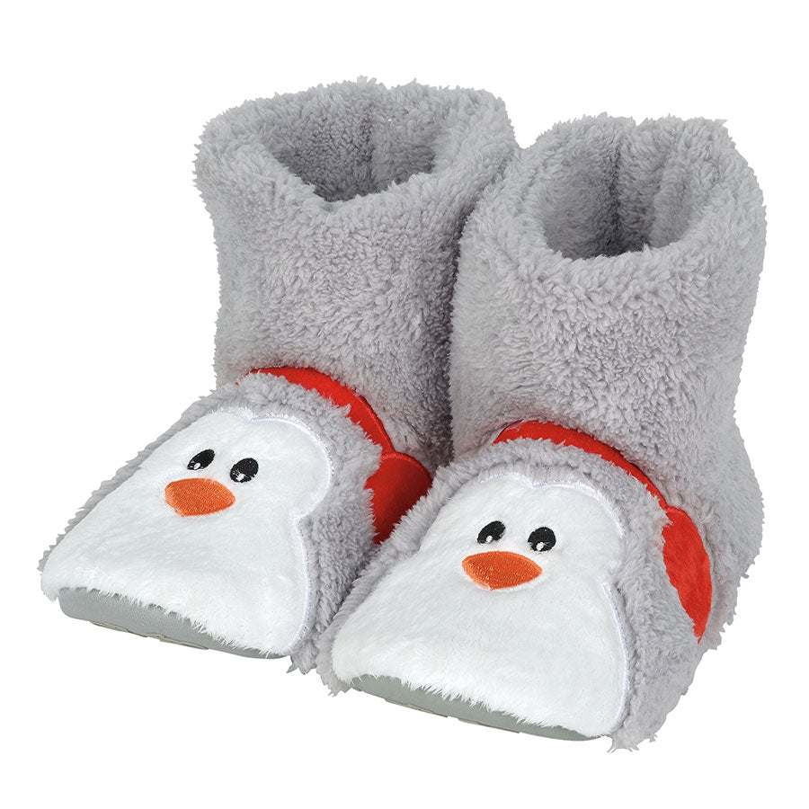 Penguin Slipper, Child Large