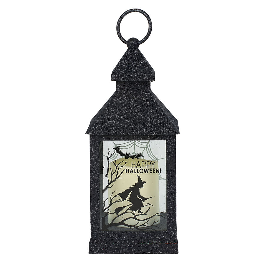 XMBAR Glttered Witch Lantern