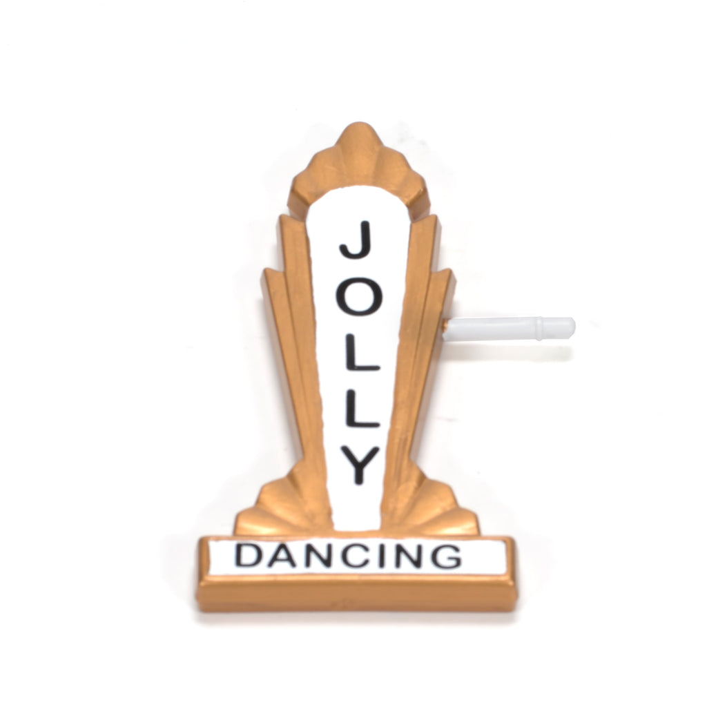 Jolly Club Ballroom Sign