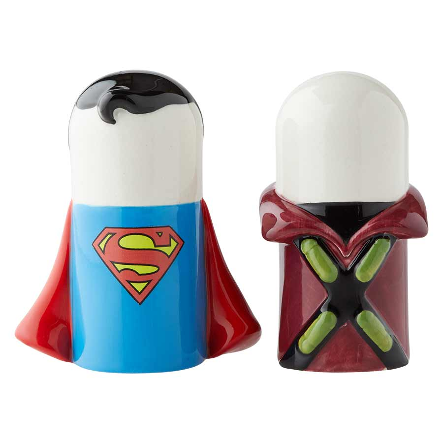 Superman vs Lex Luthor S&P