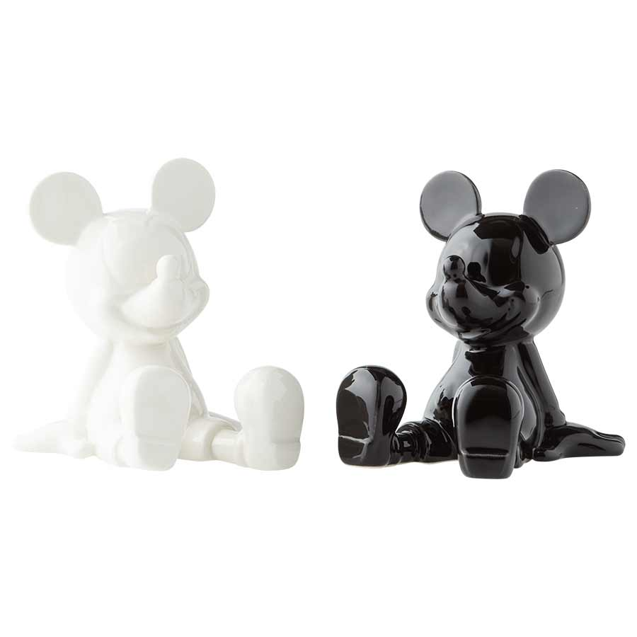 Black and White Mickey S&P