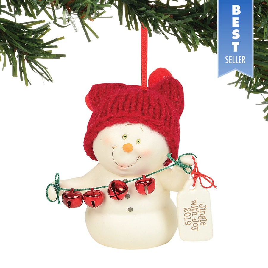 Jingle With Joy, 2019 Ornament